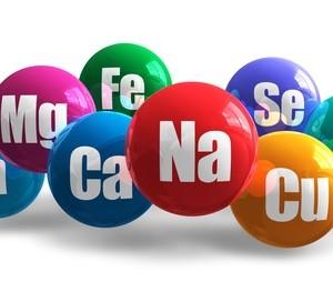 Vitamíny, minerály a stopové prvky u plazů